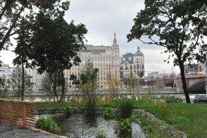 Жителям Москвы рассказали о сухих фонтанах столицы