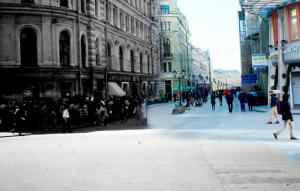 Новый проект в честь 75-летия Победы стартовал в Москве