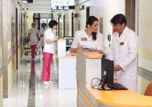 Москвичи могут посещать врачей 25 поликлиник по новым адресам. Фото: сайт мэра Москвы
