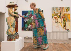 Жители столицы смогут посмотреть уникальную выставку в Московском доме художника. Фото: архив, «Вечерняя Москва»