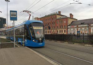 Депутат МГД Титов: Трамвайная сеть Москвы может дойти до ЗелАО при условии привлечения частного инвестора. Фото: Анна Быкова