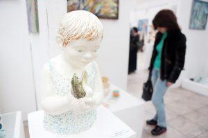 Выставка-конкурс пройдет в Московском доме художника. Фото: архив, «Вечерняя Москва»
