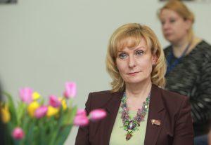 Представитель законодательного органа государственной власти Москвы, председатель комитета Совета Федерации по социальной политике Инна Святенко