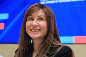 Председатель комиссии Московской городской Думы по здравоохранению и охране общественного здоровья Лариса Картавцева.