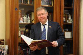Председатель комиссии Московской городской Думы по городскому хозяйству и жилищной политике Степан Орлов