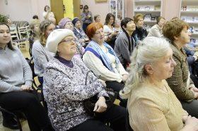 Сольный концерт организуют в Центре социального обслуживания «Мещанский». Фото: Анна Быкова