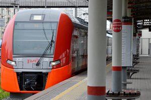 Около 70 миллионов пассажиров перевезли поезда МЦК с начала 2020 года. Фото: Анна Быкова