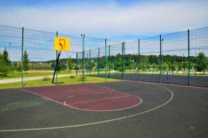 Детские соревнования по баскетболу пройдут в районе. Фото: Анна Быкова