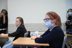 Педагоги школы №2107 провели день конвергентного урока. Фото: Алексей Орлов, «Вечерняя Москва»