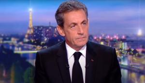 Французский государственный деятель Николя Саркози