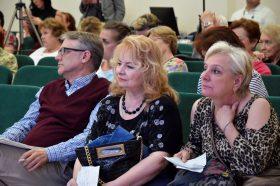 Сольный концерт состоялся в Центре соцобслуживания «Мещанский». Фото: Анна Быкова