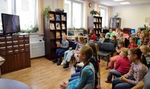 Экологическая программа для детей пройдет в библиотеке имени Александра Грибоедова. Фото: Анна Быкова