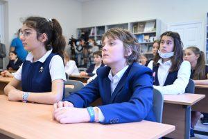 Лекцию для школьников прочитают в Психолого-педагогическом университете. Фото: Алексей Орлов, «Вечерняя Москва»