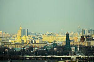 Москва один из европейских лидеров по уровню эксплуатации дорожной техники. Фото: Анна Быкова