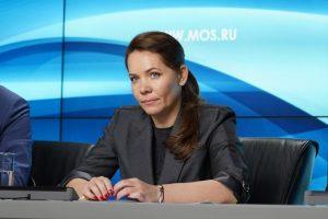 Заместитель мэра Москвы в Правительстве Москвы по вопросам социального развитияАнастасия Ракова