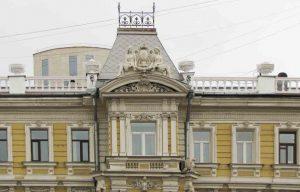 Доходному дому в районе присвоили статус памятника архитектуры. Фото предоставили в пресс-службе Департамента культурного наследия