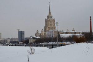Провокации против полиции начались на несанкционированных митингах в Москве. Фото: Анна Быкова