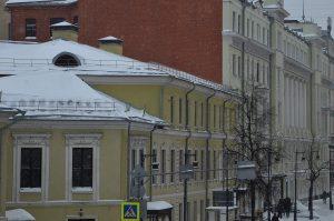 Дореволюционный дом на Неглинной улице отремонтируют. Фото: Анна Быкова