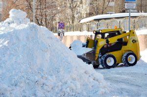 Правила уборки снега и другие вопросы обсудили на оперативном совещании в управе района. Фото: Анна Быкова