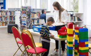 Экология и литература: в библиотеке в Мещанском районе прошли тематические программы для детей. Фото: сайт мэра Москвы