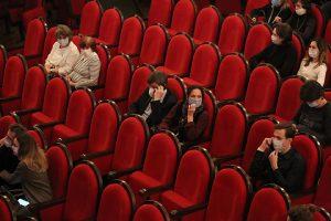 Ежегодная акция «Ночь театров» пройдет в Москве в конце марта. Фото: архив, «Вечерняя Москва»