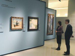 Выставка работ народного художника России проходит в Армянском музее. Фото: архив, «Вечерняя Москва»