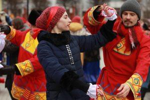 Музыкально-фольклорную программу к Масленице подготовят в Культурном центре имени Виталия Вульфа. Фото: Наталия Нечаева, «Вечерняя Москва»