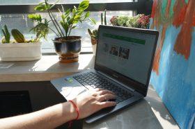 Эксперт: Благодаря техническим возможностям электронное голосование надежно и прозрачно. Фото: Денис Кондратьев