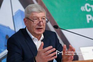 Руководитель Департамента градостроительной политики Сергей Левкин