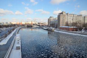 Самый крупный проект создания городского пространства в центре Москвы реализуют в этом году. Фото: Анна Быкова