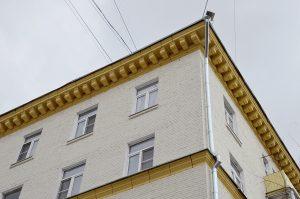 Крыши жилых домов отремонтируют в 2021 году. Фото: Анна Быкова