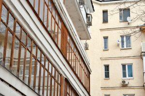 Строительство домов по программе реновации в Москве проведут с применением новых технологий. Фото: Анна Быкова