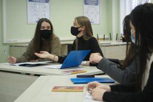 День открытых дверей магистерской программы пройдет в психолого-педагогическом университете. Фото: Антон Гердо, «Вечерняя Москва»