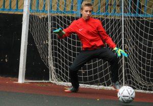 Детский районный футбольный клуб провел товарищеские игры. Фото: Наталия Нечаева, «Вечерняя Москва»