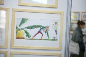 Открытие выставки книжной иллюстрации состоится в библиотеке имени Александра Грибоедова. Фото: архив, «Вечерняя Москва»
