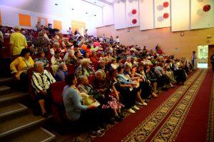 Концерт «Дарите женщинам цветы» пройдет в библиотеке для слепых. Фото: Анна Быкова