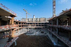 Павелецкую площадь приведут в порядок до конца года. Фото: сайт мэра Москвы