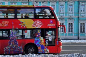 Две столицы запустят совместные программы в сфере детского туризма. Фото: Анна Быкова