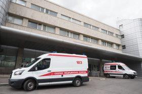 Медики комплекса скорой помощи Склифосовского смогут принимать до 300 пациентов в сутки. Фото: Антон Гердо, «Вечерняя Москва»