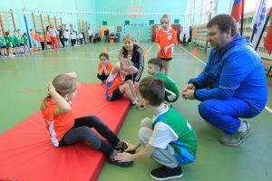 Дошкольники образовательного учреждения №2107 сдали нормы комплекса ГТО. Фото: сайт мэра Москвы