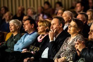 Концерт ко Дню социального работника прошел в районном центре соцобслуживания. Фото: архив, «Вечерняя Москва»