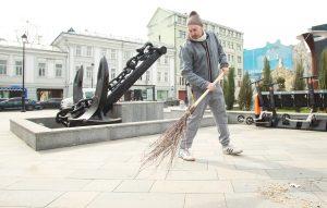 Москвичей пригласили принять участие в едином городском субботнике. Фото: Наталия Нечаева, «Вечерняя Москва»