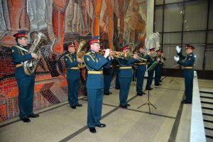 Акцию «Ночь в музее» провели сотрудники Музея Вооруженных сил. Фото: с сайта Центрального Музея Вооруженных сил Российской Федерации