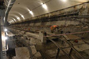 Карта столичной подземки выросла практически в два раза за последние десять лет. Фото: Пелагия Замятина, «Вечерняя Москва»