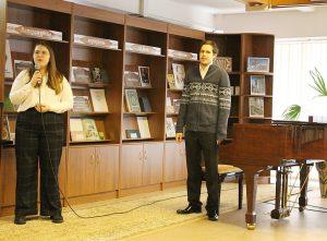 Авторский концерт пианиста прошел в библиотеки для слепых. Фото: с сайта РГБС