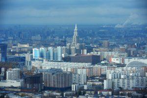Столица одержала победу в двух номинациях европейского конкурса. Фото: Александр Кожохин, «Вечерняя Москва»
