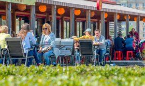 Рестораны «Кофемания» и «Бараshka» в ЦАО могут закрыть на 90 суток за нарушение мер профилактики COVID-19. Фото: сайт мэра Москвы