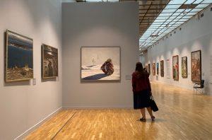 Специалисты Армянсского музея рассказали о творчестве художника-фовиста. Фото: Анна Быкова